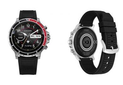 Citizen เปิดตัว CZ Smart ครั้งแรกของนาฬิกา Brand Citizen ในฐานะของ Smart Watch บน Wear OS
