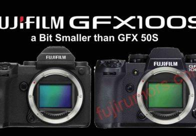 หลุดสเปก Fujifilm GFX100S และขนาด Body ที่เล็กกว่า GFX50S